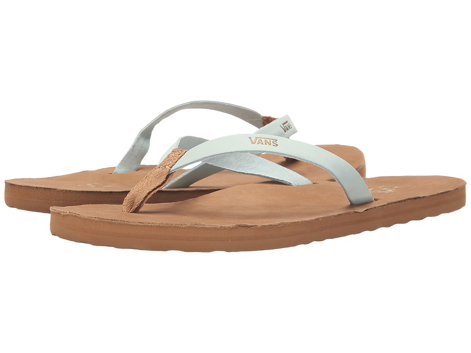 Vans - Bahia SF (Gossamer Green) Women's Sandals