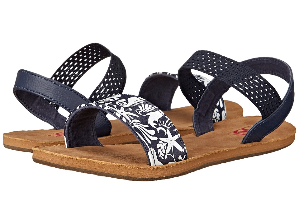 Vans - Marina ((TK Sea Life) Bijou Blue) Women's Sandals