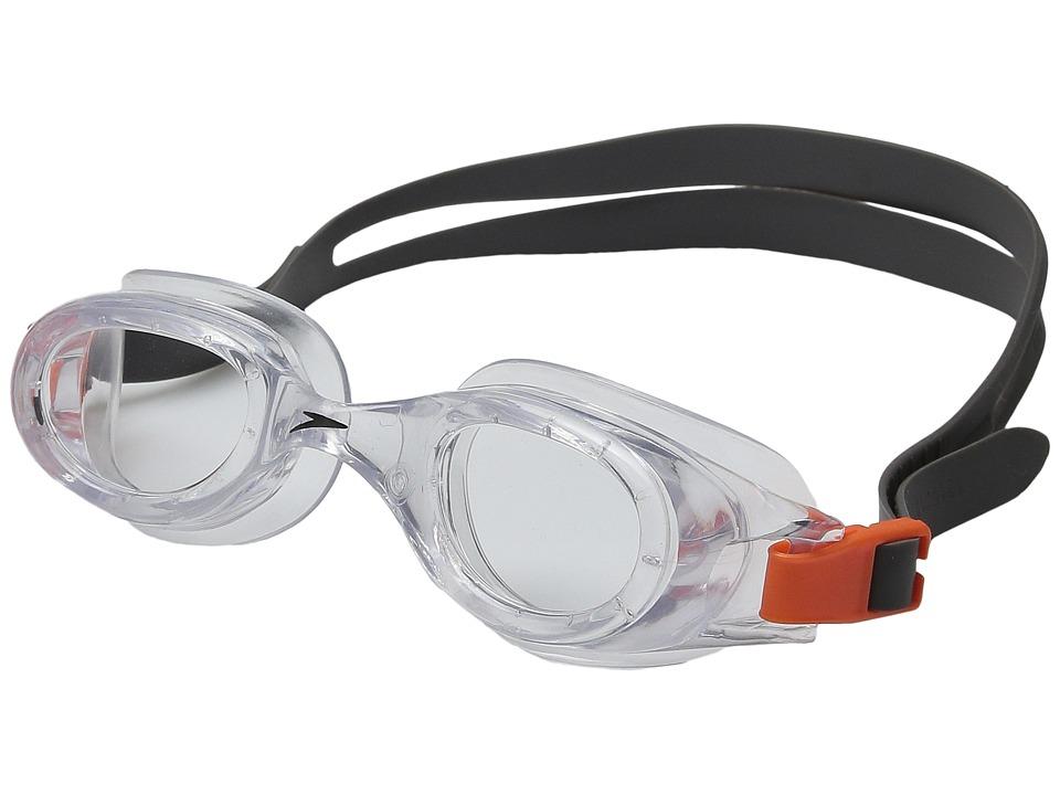 Speedo - Jr. Hydrospex Classic (Silver Ice) Water Goggles