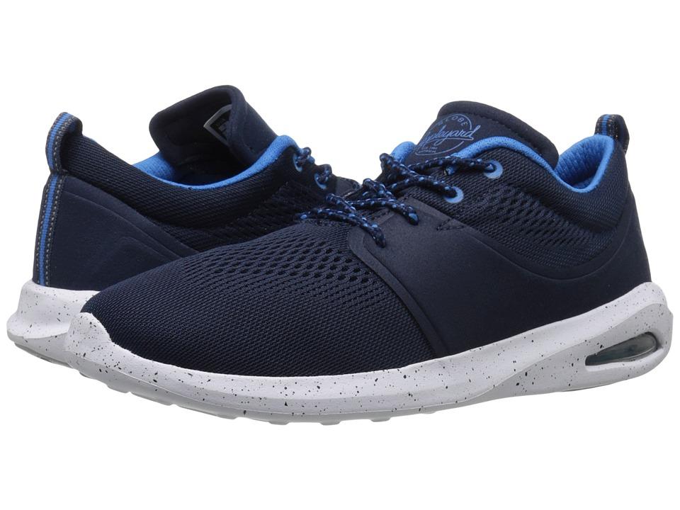 Globe - Mahalo Lyte (Navy/White) Men's Skate Shoes