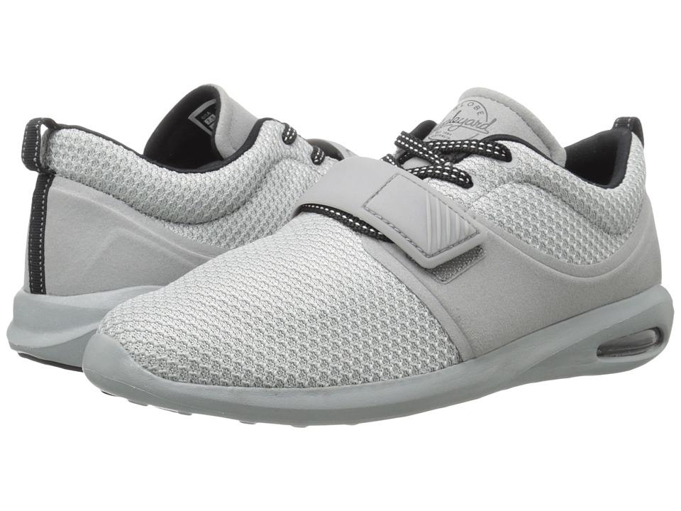 Globe - Mahalo Lyte (Grey/Strap) Men's Skate Shoes
