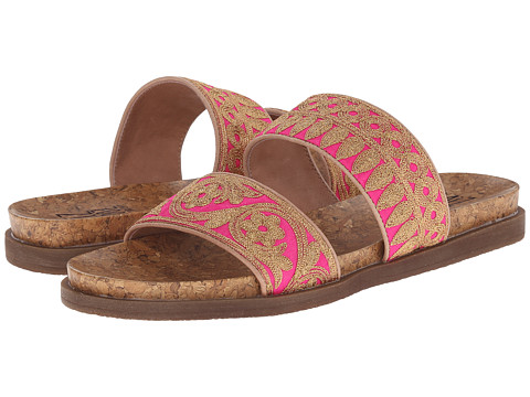 Miz Mooz - August (Fuchsia Multi) Women