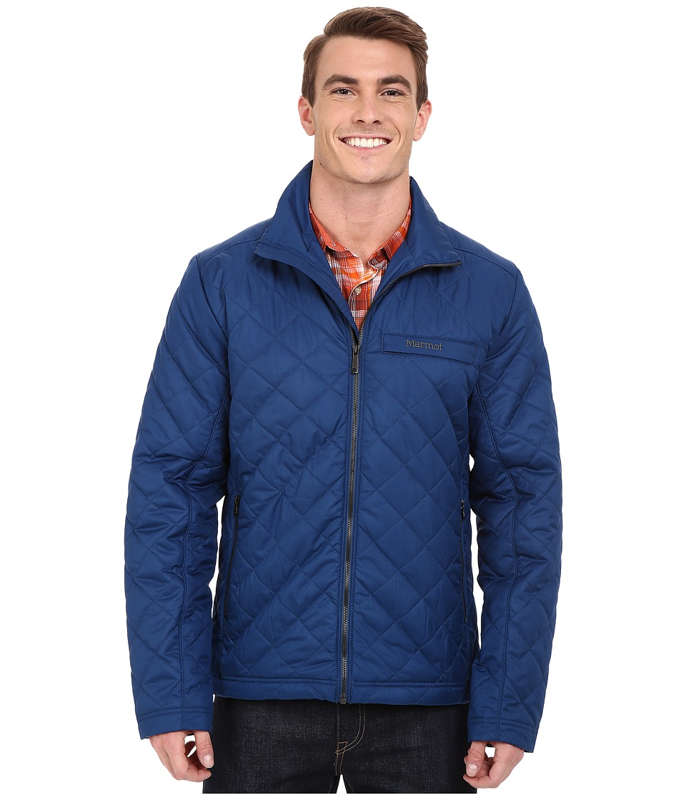 Marmot - Manchester Jacket (Stellar Blue) Men's Coat