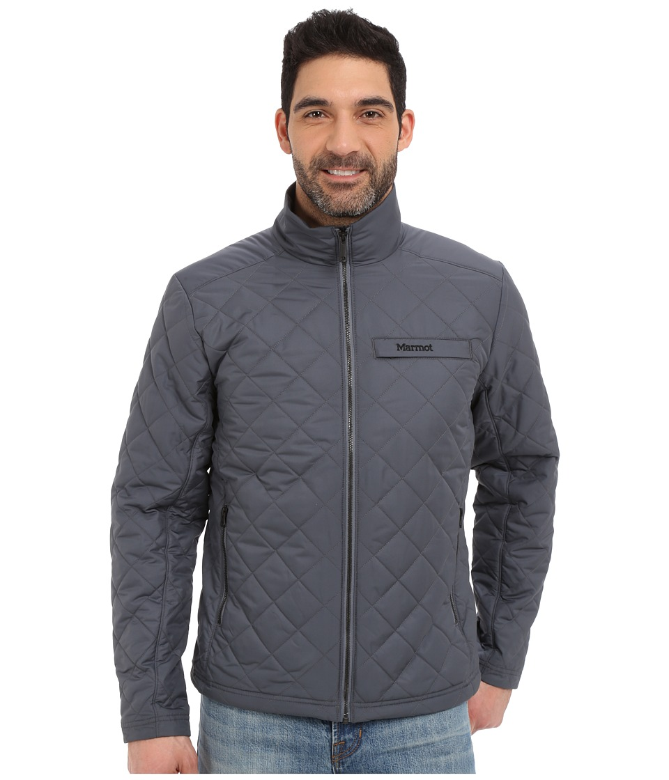 Marmot - Manchester Jacket (Steel Onyx) Men's Coat
