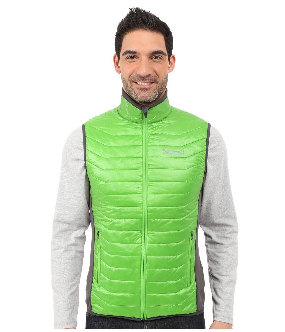 Marmot - Variant Vest (Citrus Green/Slate Grey) Men's Vest