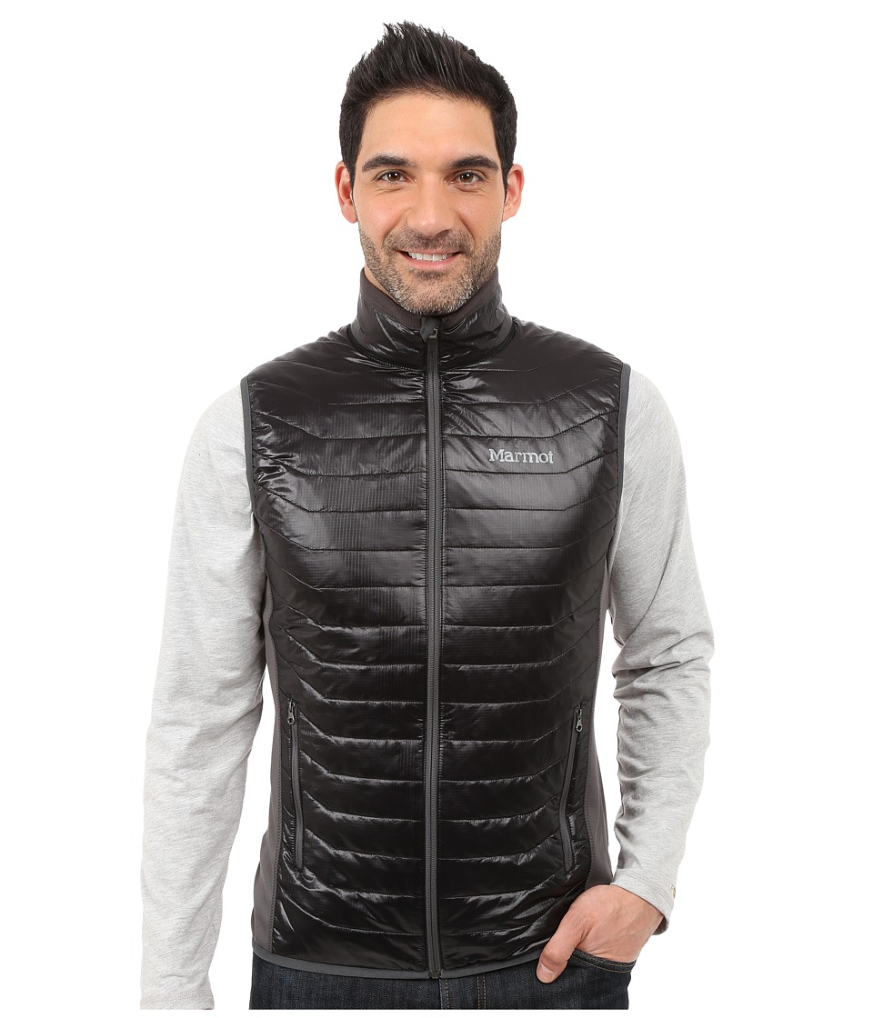 Marmot - Variant Vest (Black/Slate Grey) Men's Vest