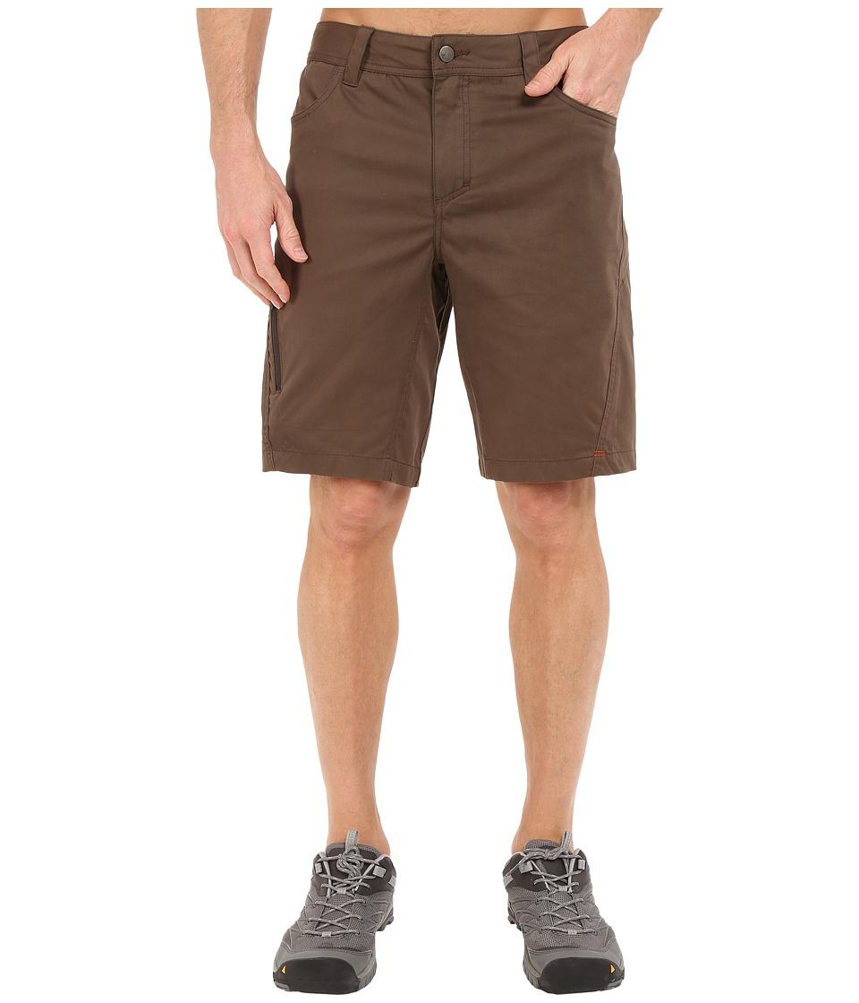 Toad&Co - Boarding Pass Short (Dark Roast) Men's Shorts
