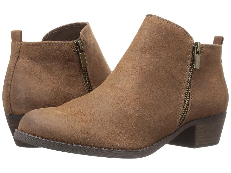 CARLOS by Carlos Santana - Brie (Cognac) Women's Shoes