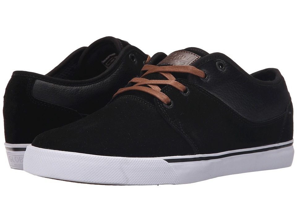 Globe - Mahalo (Black Toffee) Men's Skate Shoes