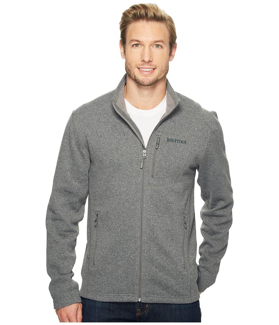 Marmot - Drop Line Jacket (Cinder 2) Men's Jacket