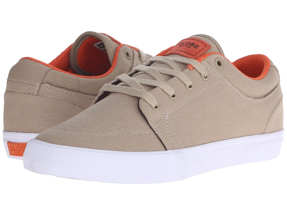 Globe - GS (Sage/White) Men's Skate Shoes