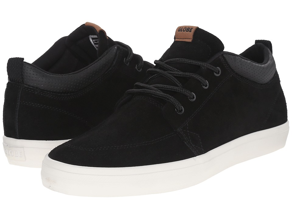 Globe - GS Chukka (Black/Antique) Men's Skate Shoes