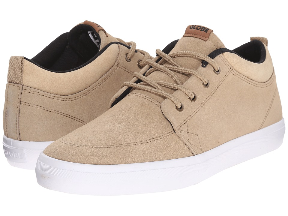 Globe - GS Chukka (Khaki) Men's Skate Shoes