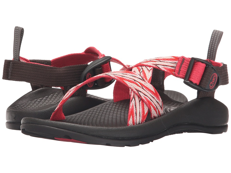 Chaco Kids Z/1 Ecotread (Toddler/Little Kid/Big Kid) (Incan Rose) Girls Shoes