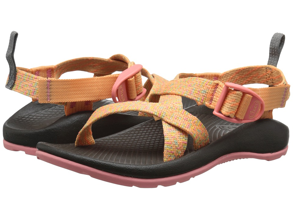 Chaco Kids - Z/1 Ecotread (Toddler/Little Kid/Big Kid) (Batten Sherbert) Girls Shoes