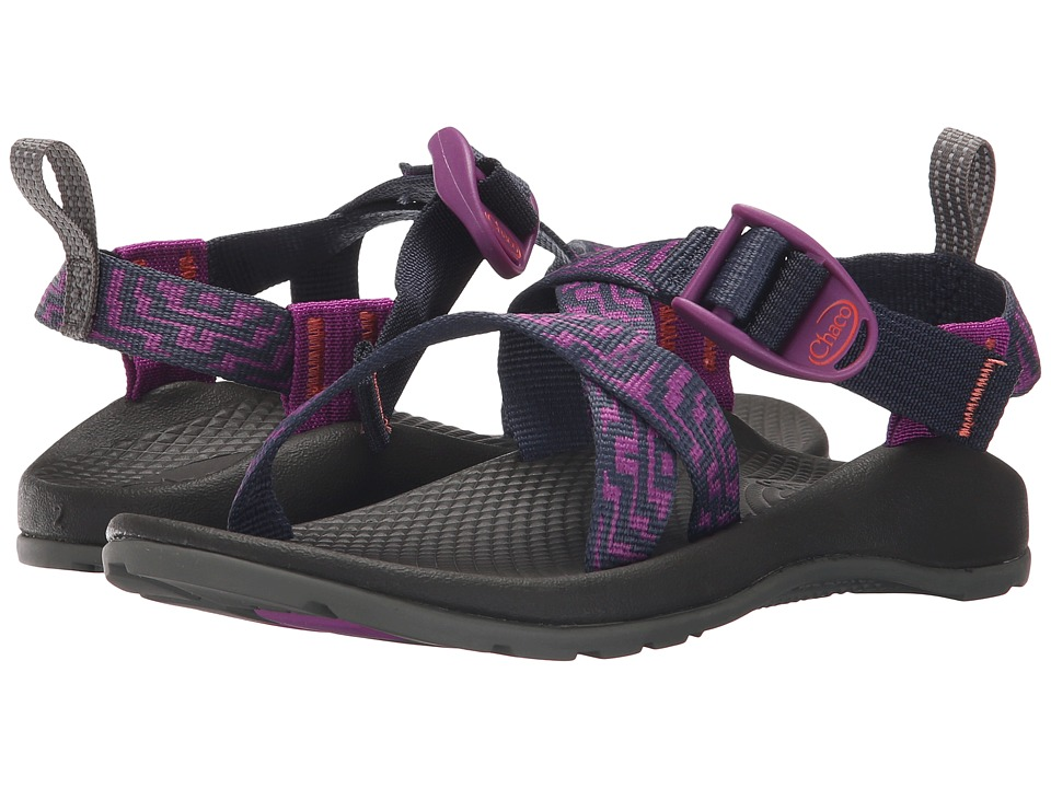 Chaco Kids - Z/1 Ecotread (Toddler/Little Kid/Big Kid) (Violet Knit) Girls Shoes