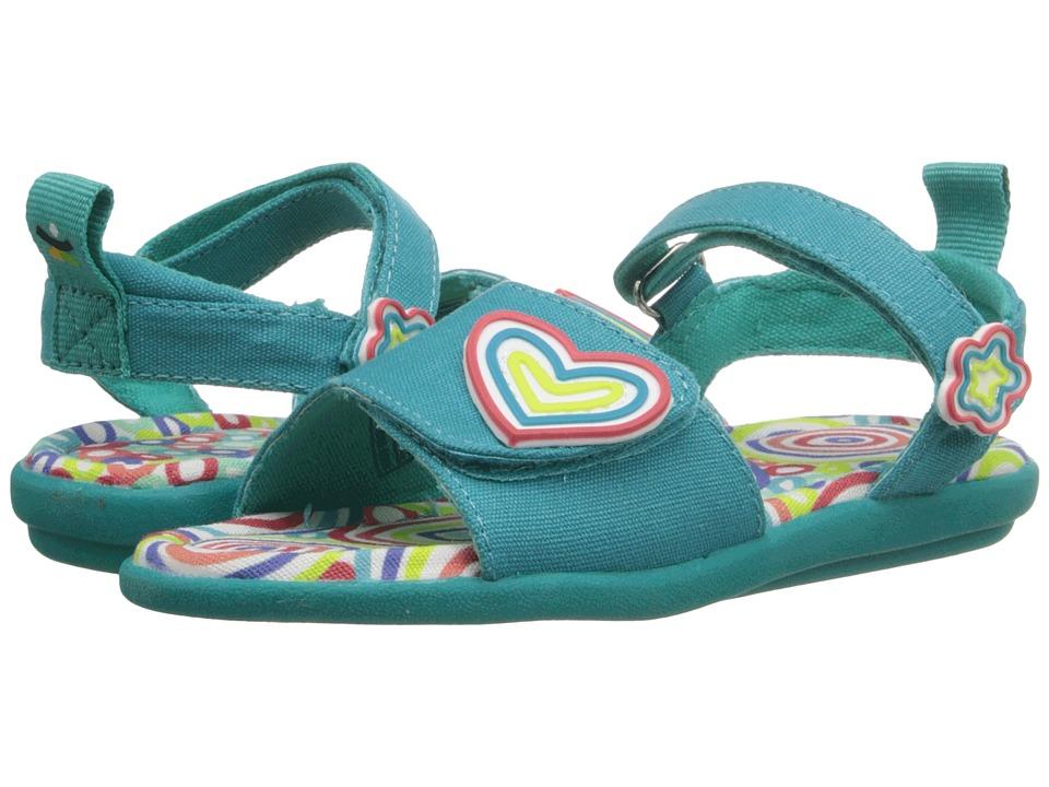 CHOOZE - Happy (Toddler/Little Kid) (Abundance) Girls Shoes