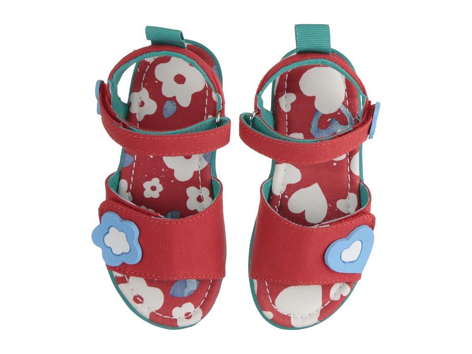 CHOOZE - Happy (Toddler/Little Kid) (Bloom) Girls Shoes