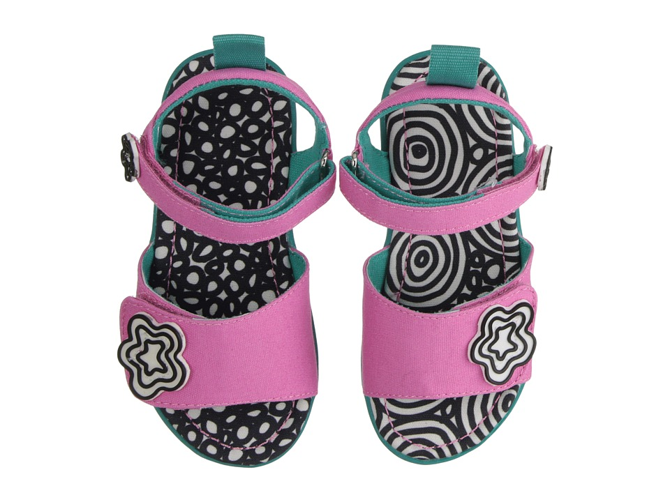 CHOOZE - Happy (Toddler/Little Kid) (Energy) Girls Shoes