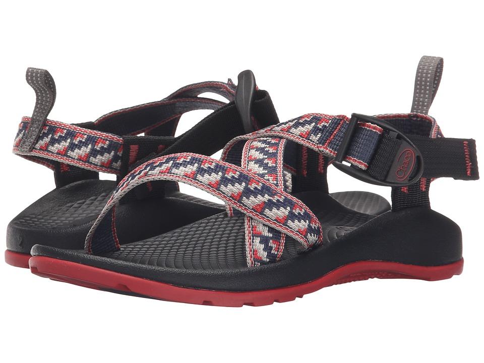 Chaco Kids Z/1 (Toddler/Little Kid/Big Kid) (Filmstrip Cobalt) Kids Shoes