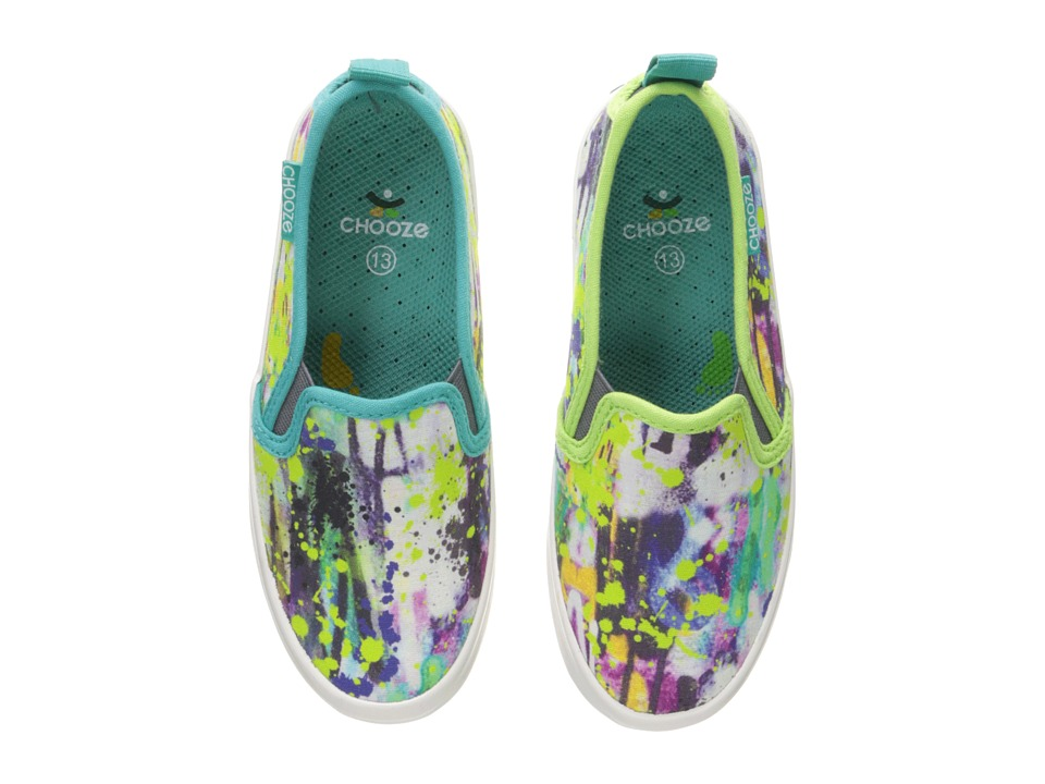CHOOZE - Move (Toddler/Little Kid/Big Kid) (Splatter) Kid's Shoes