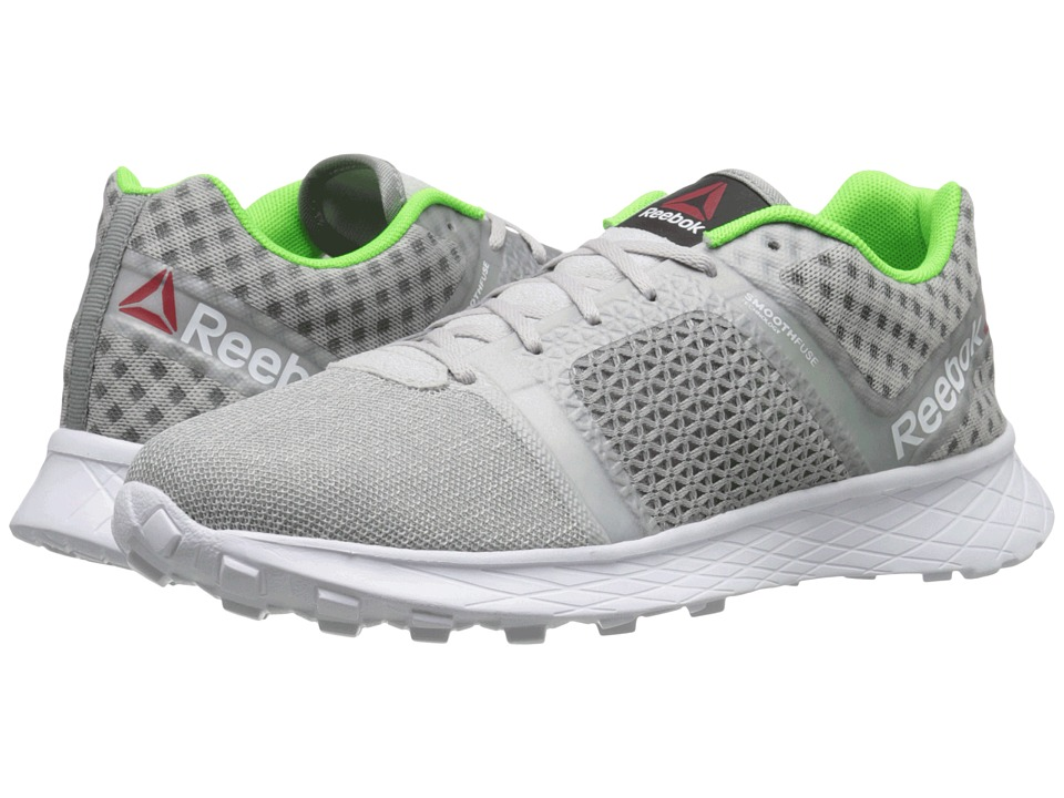 Reebok - Sublite Speedpak ATHL MT (Steel/Tin Grey/Flat Grey/Solar Green/White) Women's Running Shoes