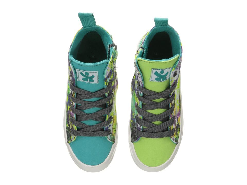 CHOOZE - Spark (Toddler/Little Kid/Big Kid) (Splatter) Girls Shoes