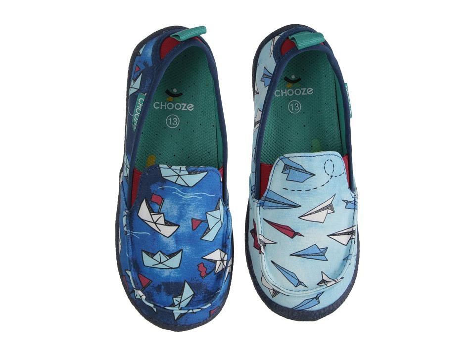 CHOOZE - Scout (Toddler/Little Kid/Big Kid) (Fold) Boys Shoes