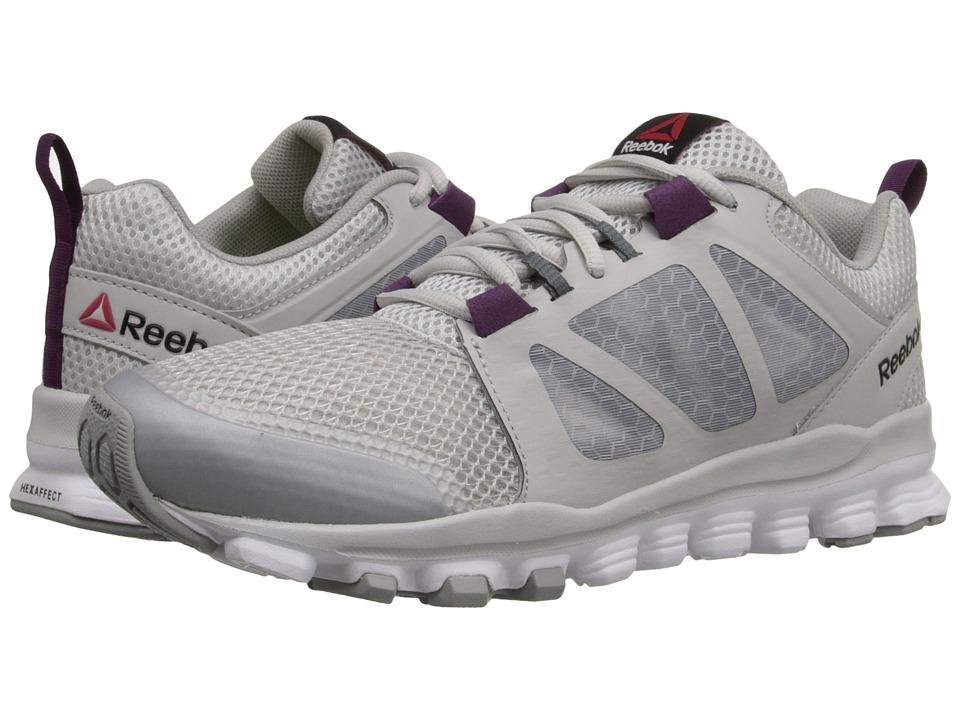 Reebok - Hexaffect Run 3.0 MTM (Steel/Tin Grey/Celestial Orchid/White/Alloy) Women's Running Shoes