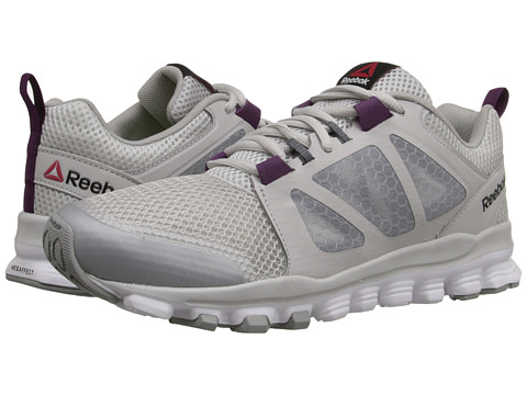 Reebok - Hexaffect Run 3.0 MTM (Steel/Tin Grey/Celestial Orchid/White/Alloy) Women