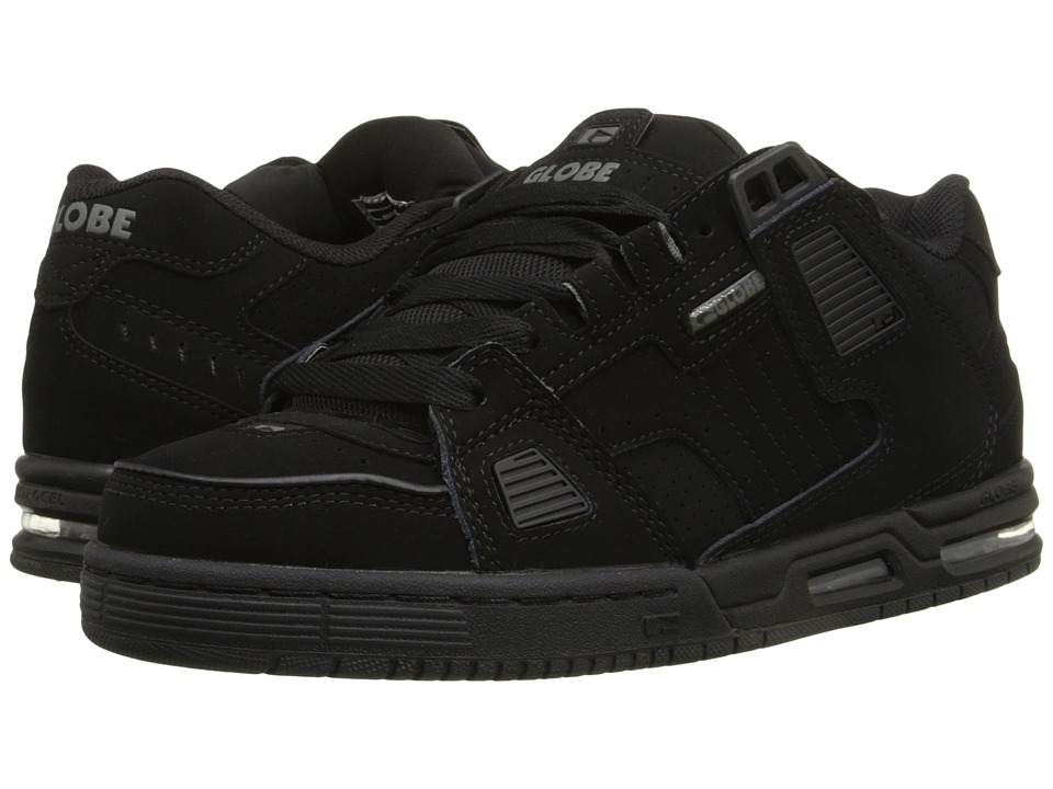 Globe - Sabre (Black) Men's Skate Shoes