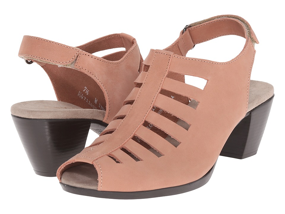 Munro - Abby (Rose Nubuck) Women's Shoes