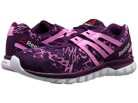 Reebok - Sublite XT Cushion MT (Celestial Orchid/Icono Pink/White) Women