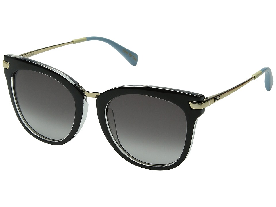 TOMS - Adeline (Black) Fashion Sunglasses