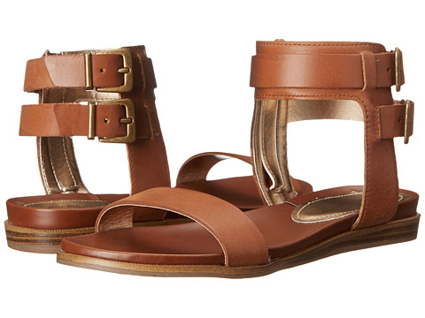 Kenneth Cole Reaction - Open Net Gladiator (Luggage Leather) Women's Sandals