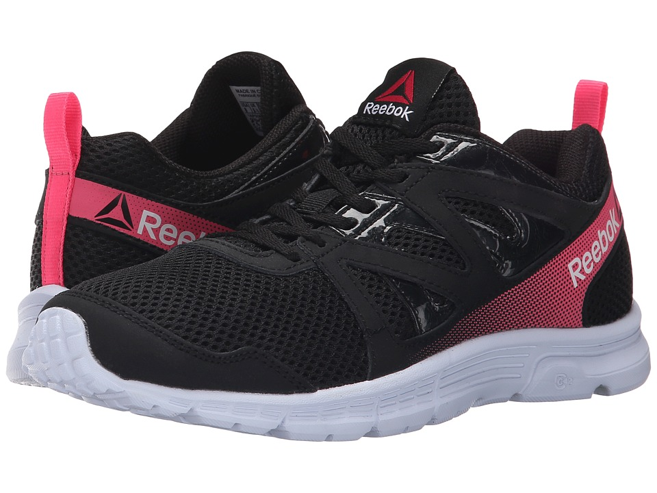 Reebok - Run Supreme 2.0 MT (Black/Solar Pink) Women's Running Shoes