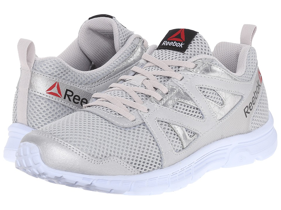 Reebok Run Supreme 2.0 MT (Silver Metallic/Matte Silver/Steel/White) Women
