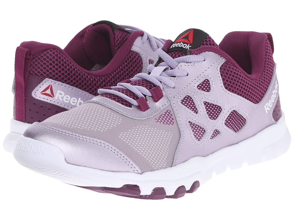 Reebok - SubLite Train 4.0 L MT (Lilac Metallic/Steel/Celestial Orchid/White/Black) Women's Cross Training Shoes