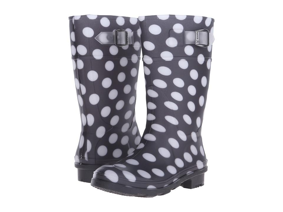 Kamik Kids - Dots (Little Kid/Big Kid) (Black) Girls Shoes