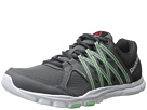 Reebok YourFlex Trainette 8.0 L MT (Alloy/Coal/Seafoam Green/White)