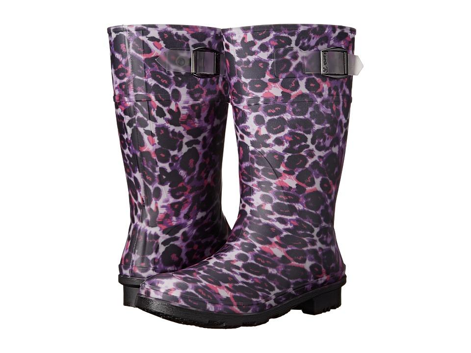 Kamik Kids - Wildcub (Little Kid/Big Kid) (Purple) Girls Shoes