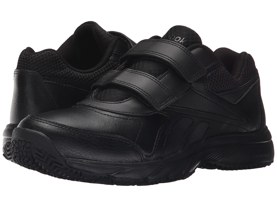 Reebok - Work 'N Cushion KC 2.0 (Black/Black) Women's Walking Shoes
