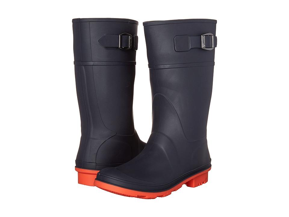 Kamik Kids - Raindrops (Little Kid/Big Kid) (Navy) Girls Shoes