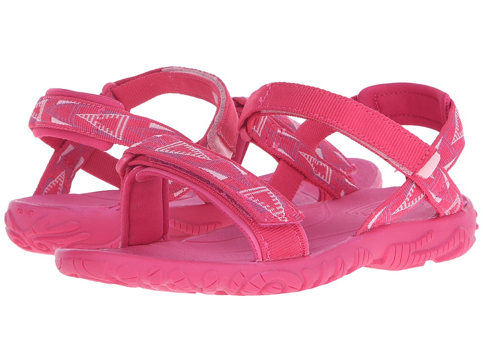 Teva Kids - Nova (Little Kid/Big Kid) (Pink/Pink) Girls Shoes