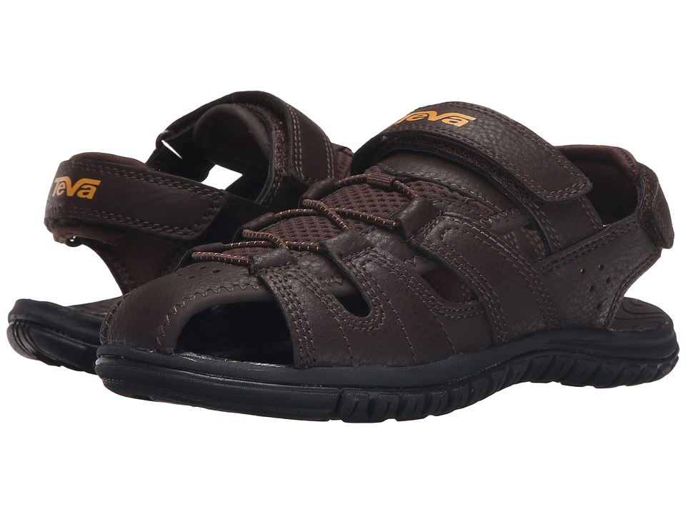 Teva Kids - Bayfront (Little Kid/Big Kid) (Brown) Boys Shoes