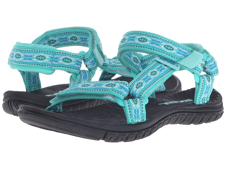 Teva Kids Hurricane 3 (Little Kid/Big Kid) (Monterey Florida Keys) Girls Shoes