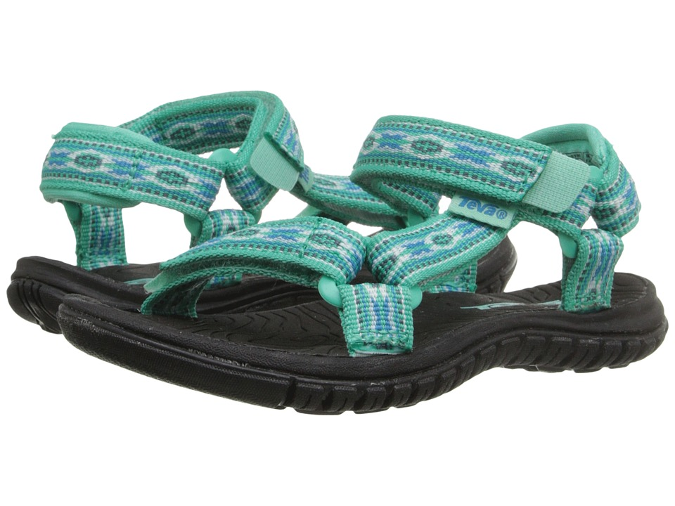 Teva Kids - Hurricane 3 (Toddler) (Monterey Florida Keys) Girls Shoes