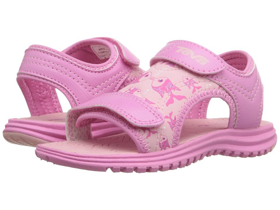 5fd6055cbfdf UPC 889642092372 product image for Teva Kids - Psyclone 6 (Toddler)  (Kissing Fish UPC 889642092372 product image for Teva Psyclone Xlt Sandals  ...
