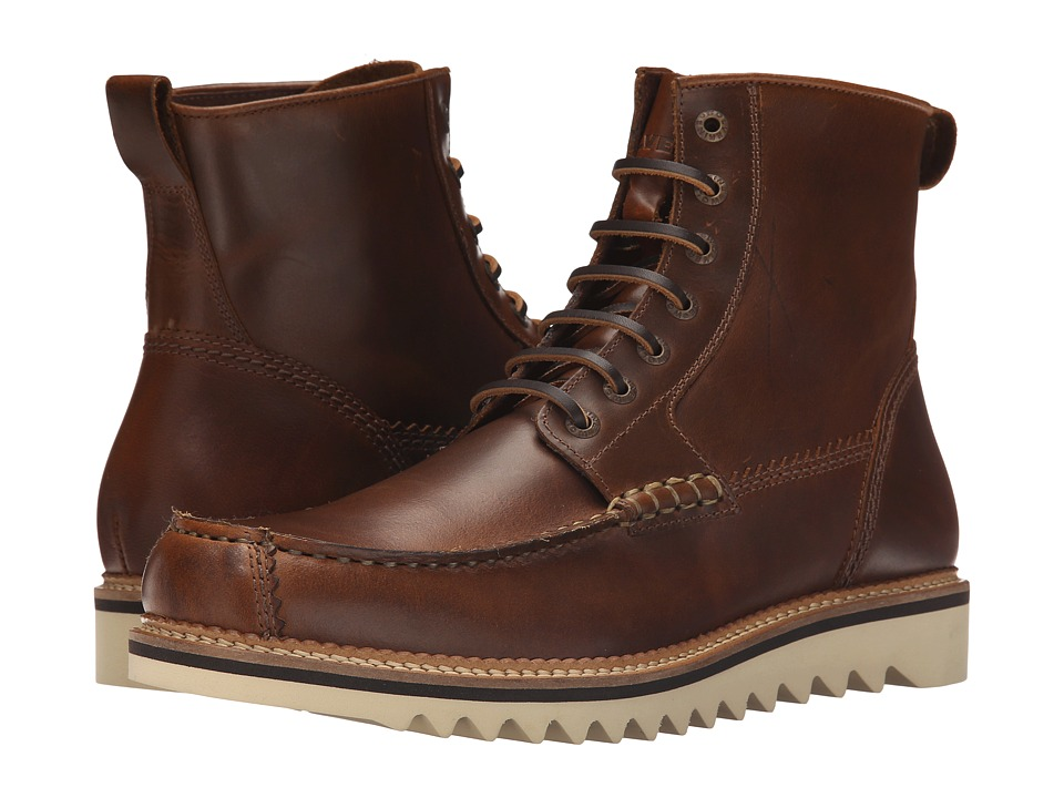 Wolverine Driscoll 6 (Brown Leather) Men