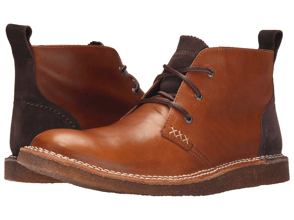 Wolverine - Lionel (Tan Leather) Men's Lace-up Boots
